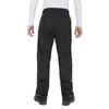 VAUDE Men's Fluid Full-Zip Pants II black